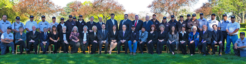 Shalom Memorial Full Staff 2013 Header